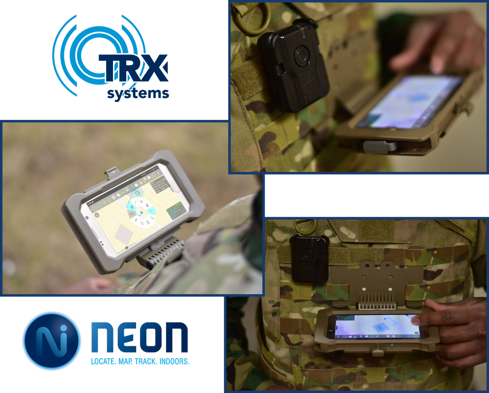 Personnel Tracker Offline - TRX Systems